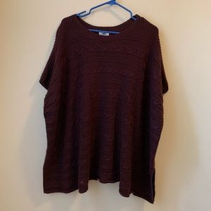 Old Navy Poncho/Sweater